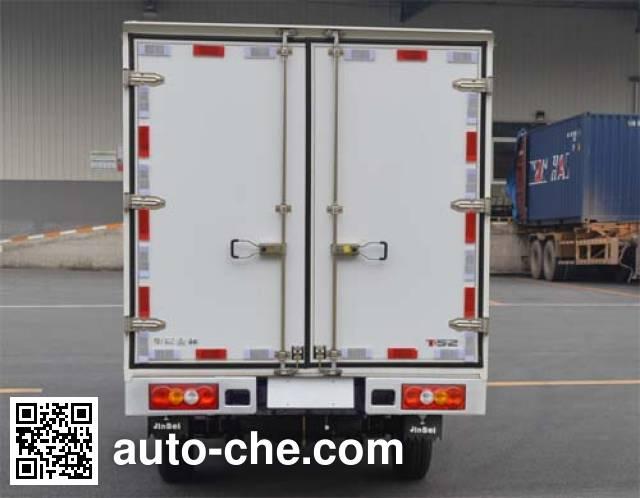 Jinbei SY5031XXY-LC6AT box van truck