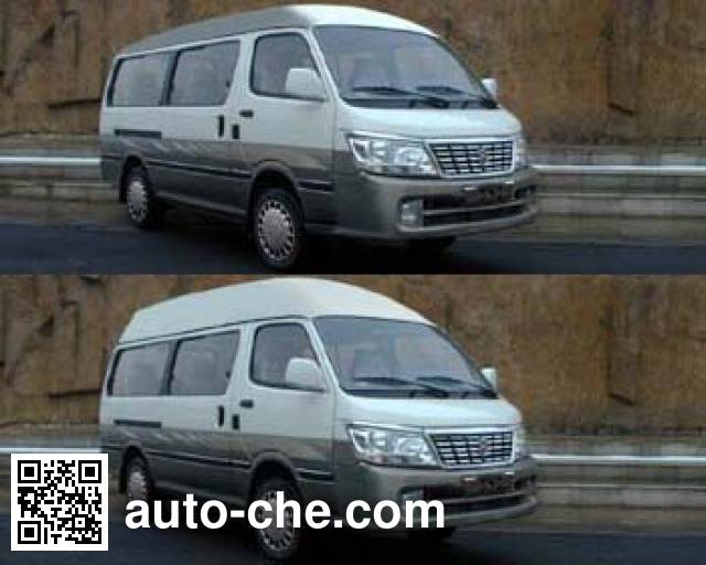 Jinbei SY5033XBY-D4S1BH funeral vehicle