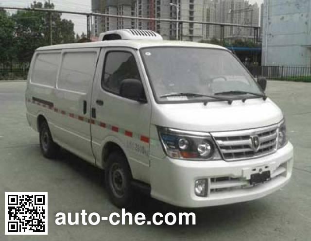 Jinbei SY5033XLC-U3SBH refrigerated truck