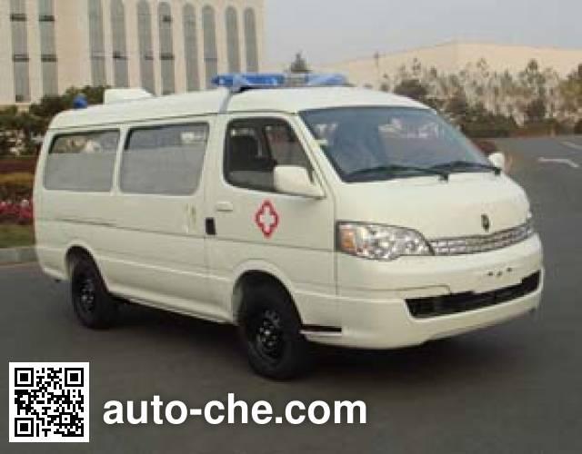 金杯牌SY5034XJH-X5SBH救护车