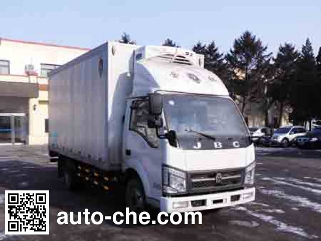 Jinbei SY5044XLCDQ-V5 refrigerated truck