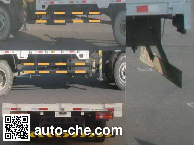 Jinbei SY5093JSQDC-AA truck mounted loader crane