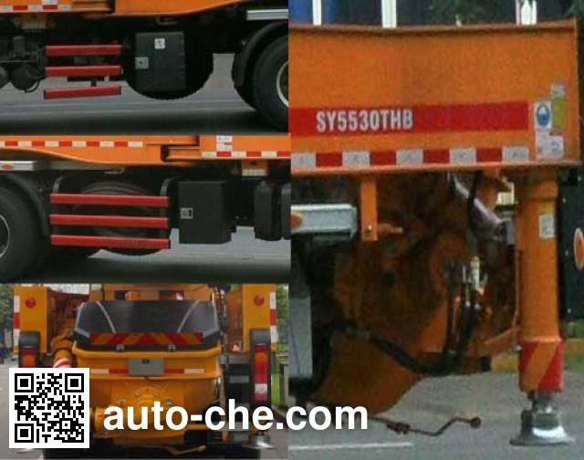 三一牌SY5530THB混凝土泵车