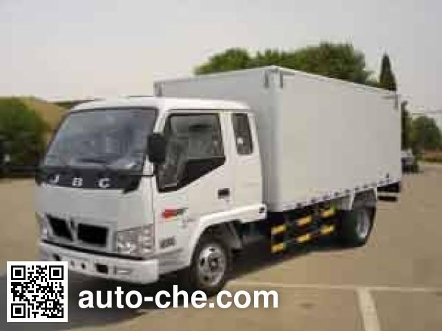 Jinbei SY5815PX4N low-speed cargo van truck