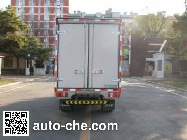 Jinbei SY5815X4N low-speed cargo van truck
