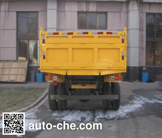 Jinbei SY5820PD1N low-speed dump truck