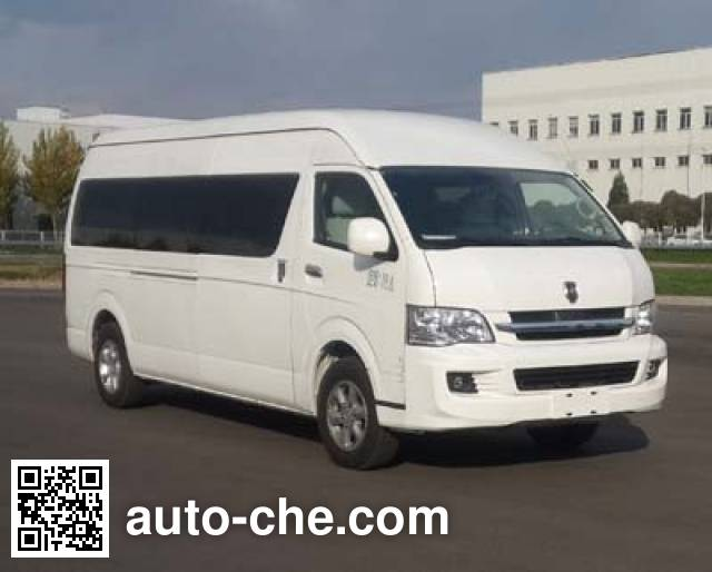 Jinbei SY6606G3S7BH MPV