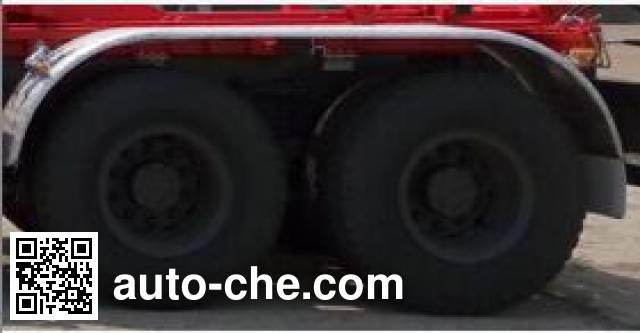 Yinbao SYB5257ZXXE5 detachable body garbage truck