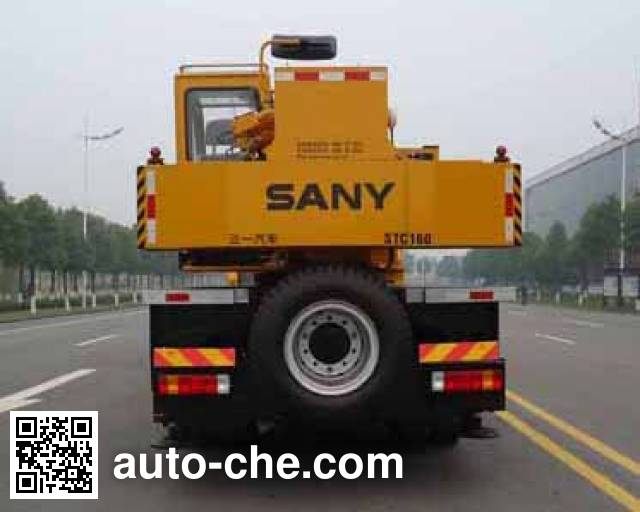 Sany SYM5244JQZ (STC160) автокран