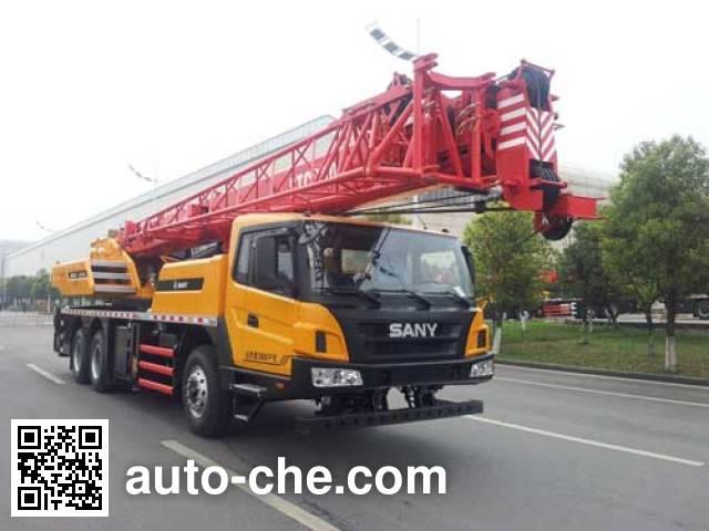 Sany SYM5304JQZ (STC250) автокран