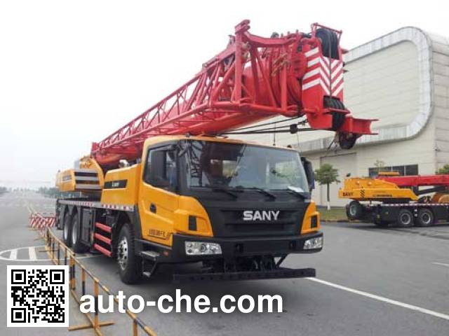 Sany SYM5321JQZ(STC250H) автокран