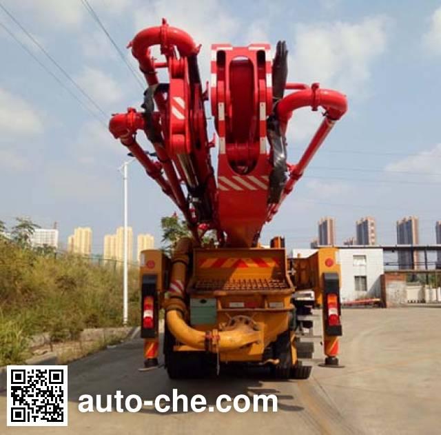 三一牌SYM5330THBEB混凝土泵车