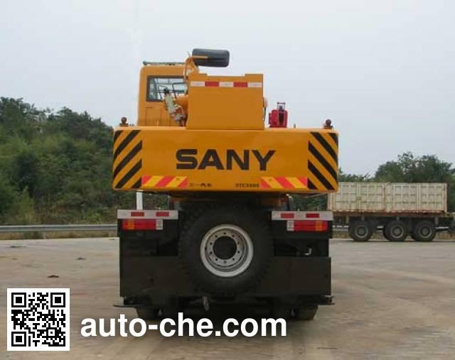 Sany SYM5354JQZ (STC350S) truck crane