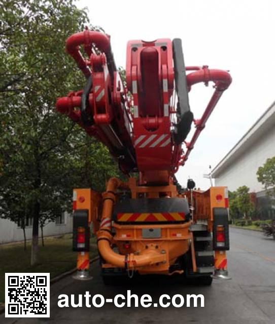 三一牌SYM5428THBDW混凝土泵车