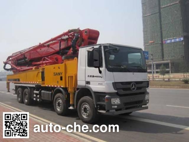 三一牌SYM5440THB混凝土泵车