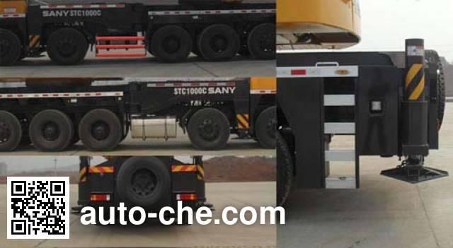 Sany SYM5553JQZ(STC1000C) автокран