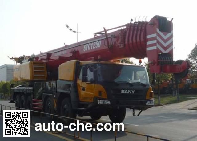 Sany SYM5557JQZ(STC1250) автокран