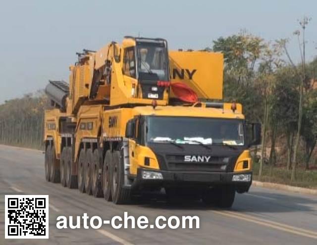 Sany SYM5961JQZ(SAC12000) автокран повышенной проходимости