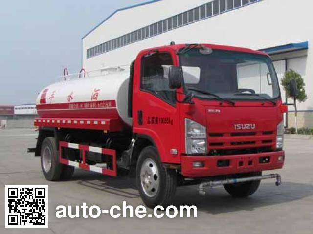 Yandi SZD5100GSSQ4 sprinkler machine (water tank truck)