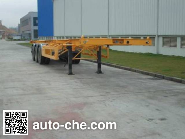 CIMC SZJ9360TJZ container carrier vehicle