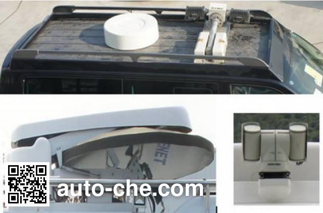 Zhongyi (Jiangsu) SZY5032XTX автомобиль связи