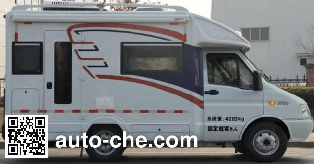 中意牌SZY5043XLJN旅居车