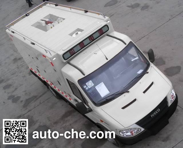 Zhongyi (Jiangsu) SZY5056XDYN6 мобильная электростанция на базе автомобиля