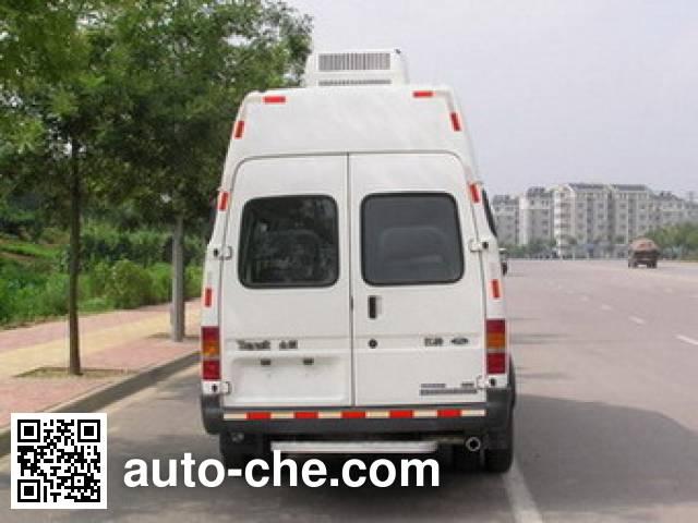 Zhongyi (Jiangsu) SZY5049XFW сервисный автомобиль