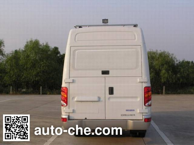 Zhongyi (Jiangsu) SZY5051TDY мобильная электростанция на базе автомобиля
