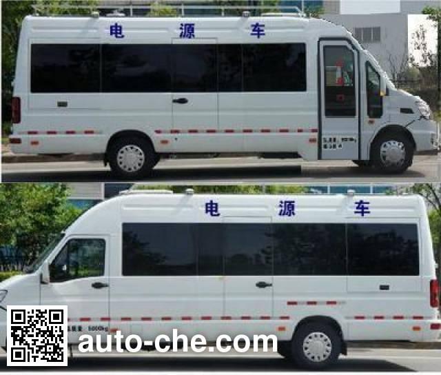 Zhongyi (Jiangsu) SZY5052XDYN5 мобильная электростанция на базе автомобиля