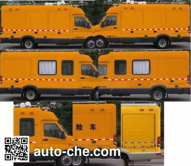 Zhongyi (Jiangsu) SZY5054XXHN автомобиль технической помощи