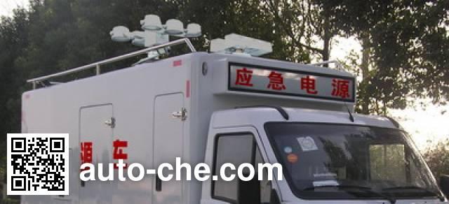 Zhongyi (Jiangsu) SZY5056XDY мобильная электростанция на базе автомобиля