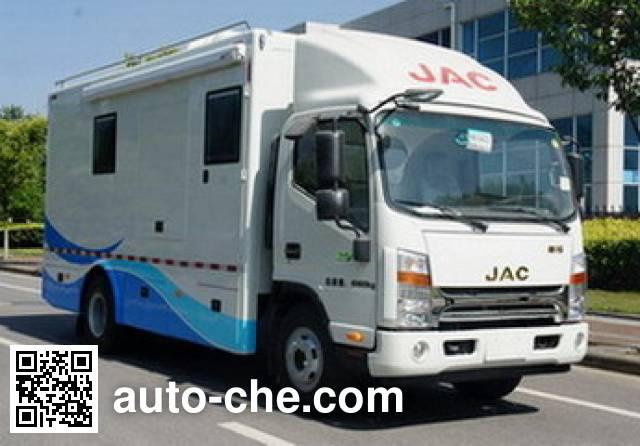 Zhongyi (Jiangsu) SZY5070XYL автомобиль для медицинского физического осмотра