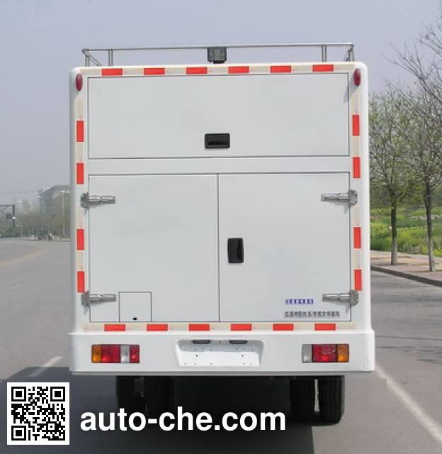 Zhongyi (Jiangsu) SZY5073XDYQ мобильная электростанция на базе автомобиля