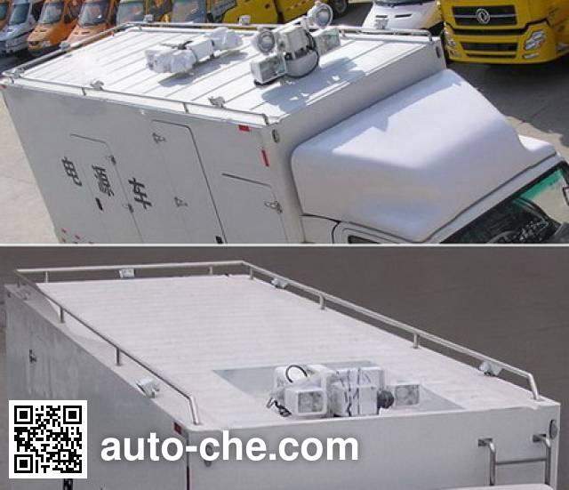 Zhongyi (Jiangsu) SZY5105XDY мобильная электростанция на базе автомобиля