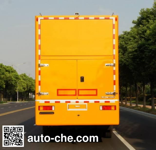 Zhongyi (Jiangsu) SZY5250XDYD мобильная электростанция на базе автомобиля