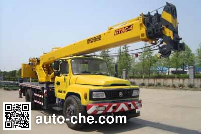Dongyue TA5120JQZGT8C4D truck crane