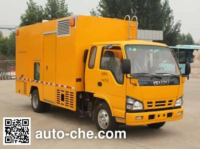 Daiyang TAG5070XDY мобильная электростанция на базе автомобиля
