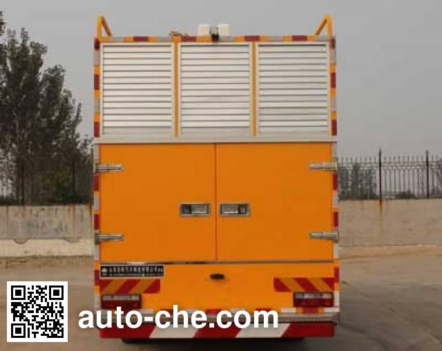 Daiyang TAG5140XDY мобильная электростанция на базе автомобиля