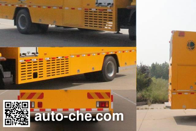 Daiyang TAG5160XDY мобильная электростанция на базе автомобиля