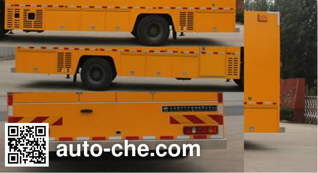 Daiyang TAG5161XDY мобильная электростанция на базе автомобиля