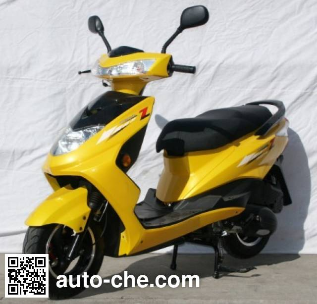 Tianben TB125T-4C scooter