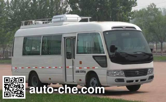 Zhongtian Zhixing TC5057XJE1 monitoring vehicle