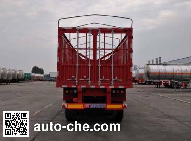 Jinlong Dongjie TDJ9400CCYD stake trailer