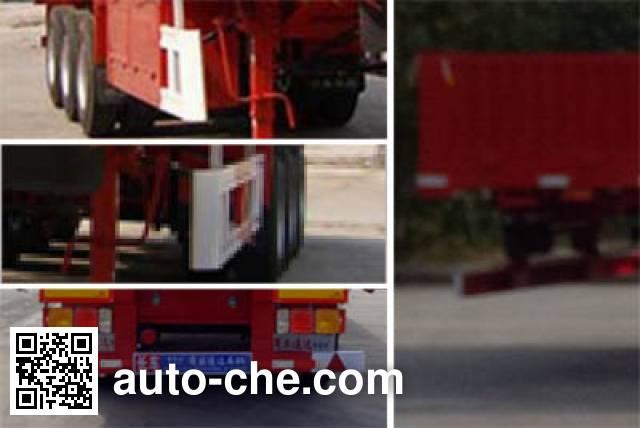 Zhihuishu TDZ9401 trailer