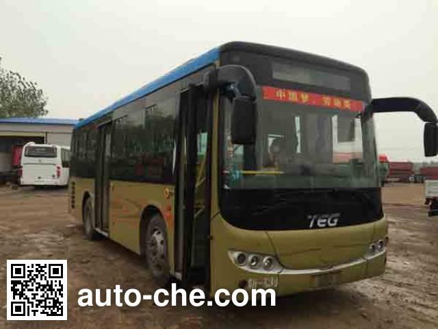 CSR Times TEG TEG6851BEV02 electric city bus