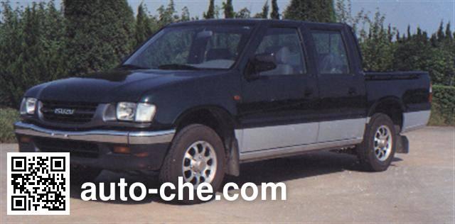 Малотоннажный автомобиль Isuzu TFR55HDLJB
