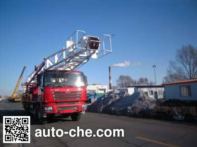 THpetro Tongshi THS5310TXJ4 well-workover rig truck