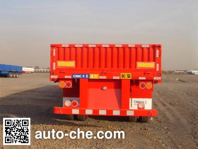 CIMC Tonghua THT9407 trailer