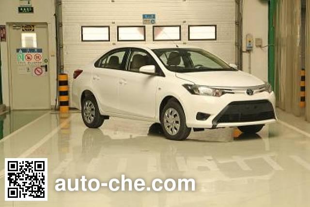 Легковой автомобиль Toyota TV7133DLXE
